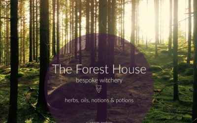 Full Moon Blessings :: Welcome to The Forest House